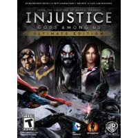 Injustice: Gods Among Us (Ultimate Edition) - Platformy  Steam  cd-key