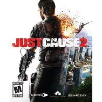 Just Cause 2 - Platformy  Steam  cd-key
