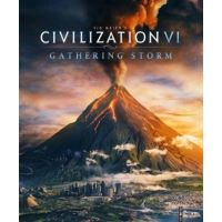 Civilization 6: Gathering Storm - Platforma  STEAM CD KEY