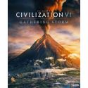 Civilization 6: Gathering Storm - Platforma  STEAM CD KEY
