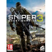 Sniper: Ghost Warrior 3 - Platforma Steam cd key