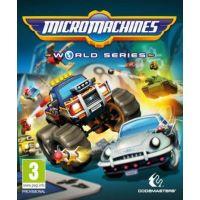 Micro Machines: World Series - Platforma Steam cd-key