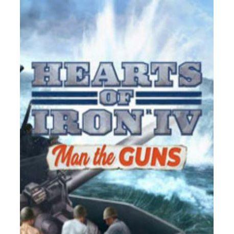Hearts of Iron IV: Man the Guns (DLC)