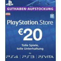 Playstation Network Card (PSN) 20€ (Austrian)