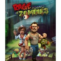Rage Against The Zombies - Platformy Steam cd-key