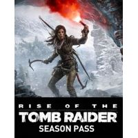 Rise of the Tomb Raider - Season Pass (DLC) - Platformy Steam cd-key