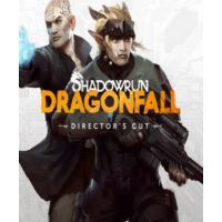 Shadowrun: Dragonfall - Director's Cut - Platforma Steam cd key