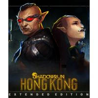 Shadowrun: Hong Kong (Extended Edition) - Platforma Steam cd key