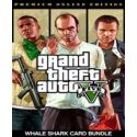 Grand Theft Auto V GTA 5 - Premium Online Edition & Whale Shark Card Bundle