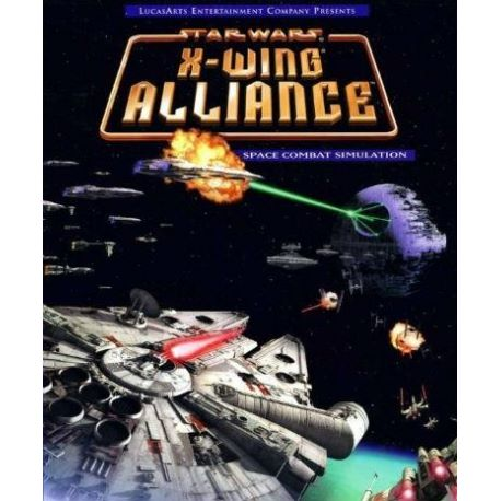 Star Wars X-Wing Alliance
