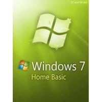 Windows 7 Home Basic OEM