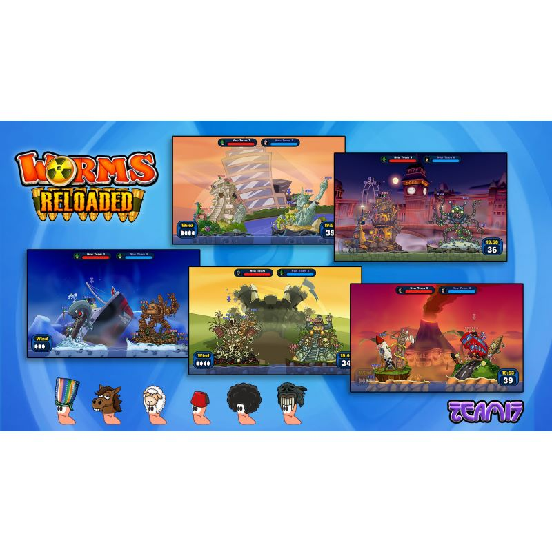 Worms reloaded: the