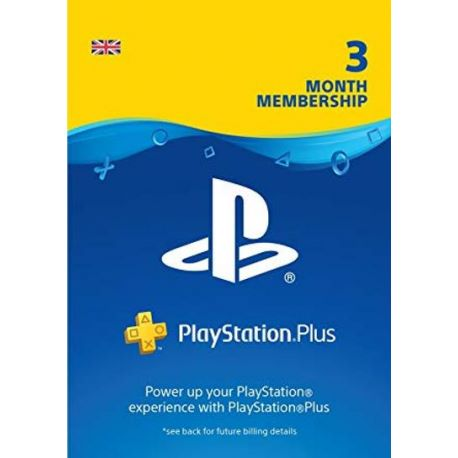 PlayStation Now - 3 Months (UK)