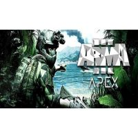 Arma 3 Apex - Platforma Steam cd-key