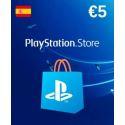 Playstation Network Card (PSN) 5 EUR (Spain)