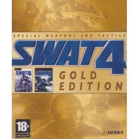SWAT 4: Gold Edition (GOG)