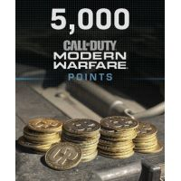 Call of Duty Modern Warfare - 5000 Points UK (PSN)