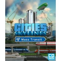 Cities: Skylines - Mass Transit - Platformy Steam cd-key