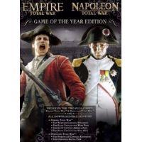 Empire and Napoleon: Total War GOTY - Platforma Steam cd-key