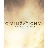 Civilization 6 (Digital Deluxe Edition) - Platforma Steam cd-key