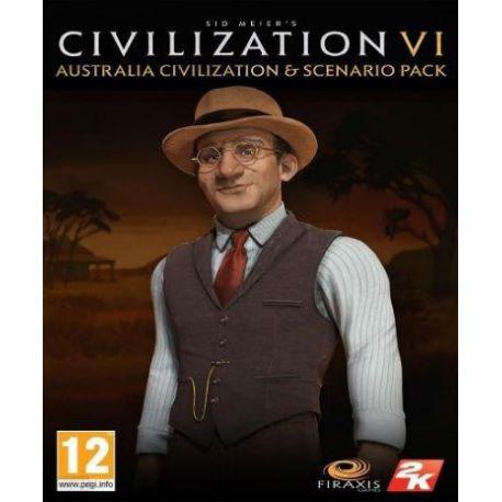 Civilization 6 - Australia Civilization & Scenario Pack (DLC)
