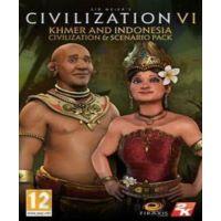 Civilization 6 - Khmer and Indonesia Civilization & Scenario Pack (DLC)  - Platformy   Steam  cd-key