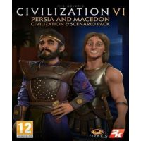 Civilization 6 - Persia and Macedon Civilization & Scenari o Pack PC (DLC) - Platformy   Steam  cd-key