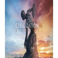 Civilization 6: Rise and Fall - Platformy Steam cd-key