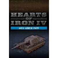 Hearts of Iron IV: Axis Armor Pack (DLC) - Platforma Steam cd-key