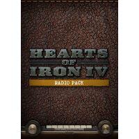 Hearts of Iron IV: Radio Pack (DLC) - Platforma Steam cd-key