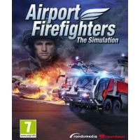 Airport Firefighters - The Simulation - Platforma Steam cd-key