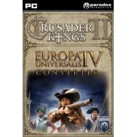 Crusader Kings II: Europa Universalis IV Converter (DLC) - Platformy Steam cd-key