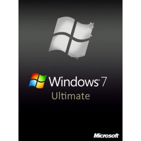 Windows 7 Ultimate OEM
