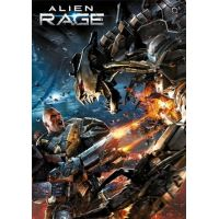 Alien Rage - Platformy Steam cd-key