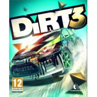 Dirt 3 - Platforma Steam cd-key