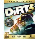 Dirt 3 (Complete Edition) - Platforma Steam cd-key