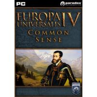 Europa Universalis IV - Common Sense (DLC) (PC) - Platforma Steam cd key