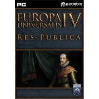Europa Universalis IV - Res Publica (DLC) (PC) - Platforma Steam cd key