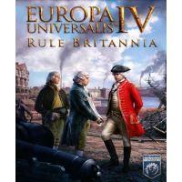 Europa Universalis IV - Rule Britannia (DLC) - Platforma Steam cd key