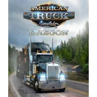 American Truck Simulator - Oregon - Platformy Steam cd-key