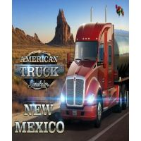 American Truck Simulator: New Mexico - Platformy Steam cd-key