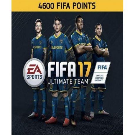 FIFA 17 - 4600 FUT Points