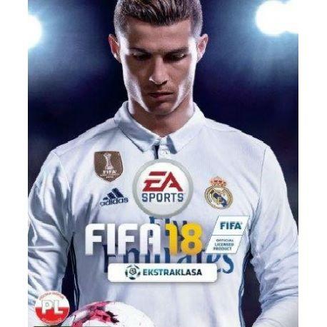 FIFA 18 (PL/CZ)