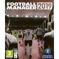 Football Manager 2019 (PC) - Platforma Steam cd key