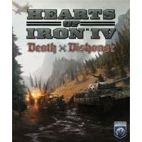 Hearts of Iron IV: Death or Dishonor (DLC) Uncut (PC) - Platforma Steam cd key