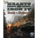 Hearts of Iron IV: Death or Dishonor (DLC) Uncut (PC) - Platforma Steam cd key