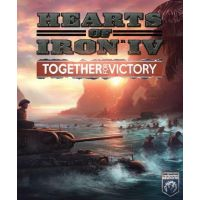Hearts of Iron IV: Together for Victory (PC) - Platforma Steam cd key