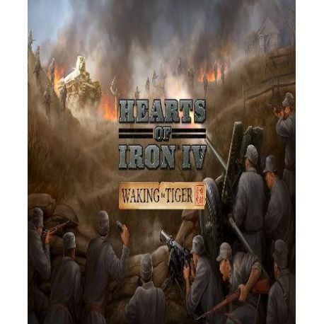 Hearts of Iron IV: Waking the Tiger (DLC)
