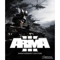 Arma 3 (Anniversary Edition) - Platforma Steam cd-key